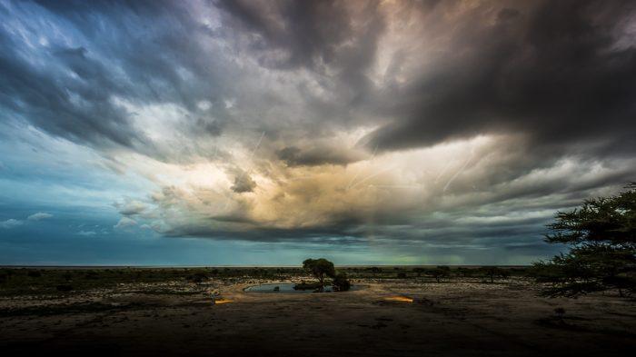 Namibia, Januar 2018